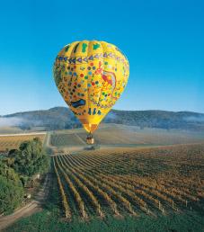 Ballooning - Yarra Valley