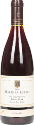 Marimar Estate Pinot Noir 2011