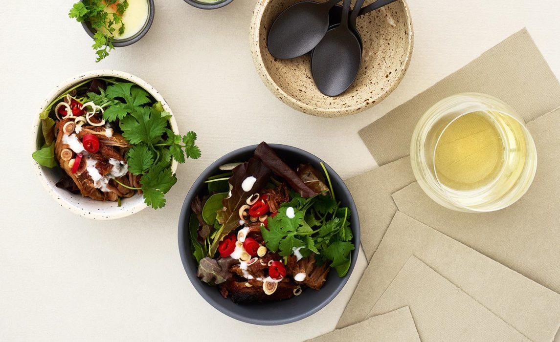 Ponzupossu-salaatti