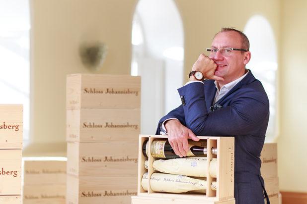 Scholss Johannisberg Doktor Stefan Kabelbrand_