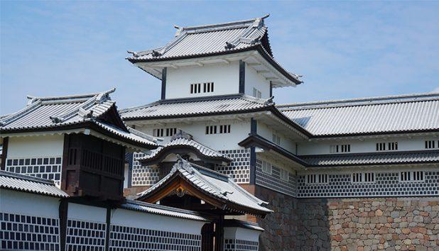Kanazawa linna
