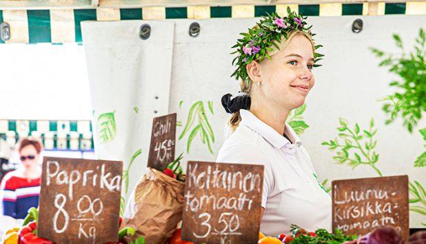 Suomen Turku ja kauppatori