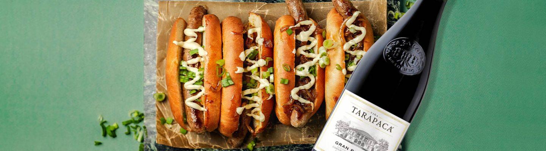 Tarapacá ja hot dog