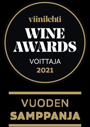 Viinilehden Vuoden samppanja