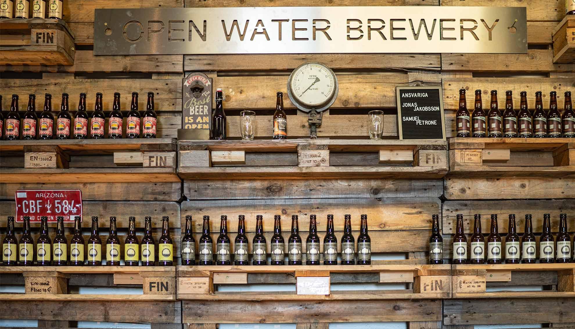 Matkavinkit Ahvenanmaalle – Open Water Brewery