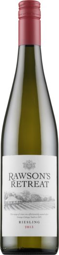 Rawson's Retreat Riesling 2016