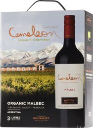 Cameleon Organic Malbec hanapakkaus 2018