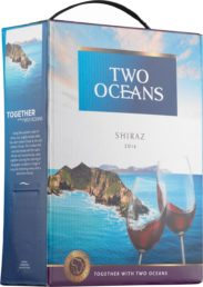 Two Oceans Shiraz hanapakkaus 2016