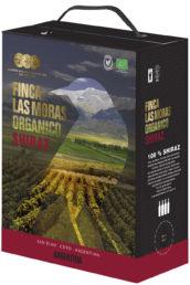 Finca Las Moras Organico Shiraz hanapakkaus 2015