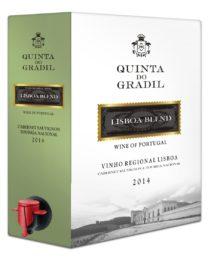 Quinta Do Gradil Red Blend hanapakkaus 2015