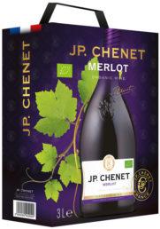 J.P. Chenet Merlot hanapakkaus 2015