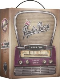 Radio Boca Garnacha hanapakkaus 2014