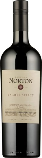 Norton Barrel Select Cabernet Sauvignon 2015