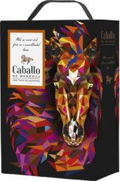 Caballo de Mendoza hanapakkaus