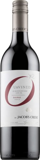 Jacob's Creek UnVined Shiraz 2013