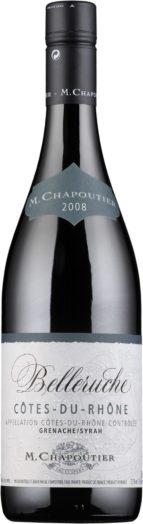 Chapoutier Belleruche Côtes-du-Rhône Rouge 2017