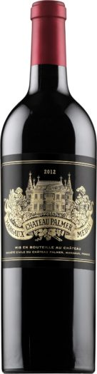 Château Palmer 2012