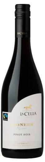 La Celia Pioneer Reserve Pinot Noir 2013