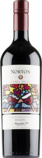 Norton Barrel Select Malbec 2014