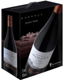 Castillo de Molina Reserva Pinot Noir hanapakkaus 2014
