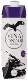 Viña Condor Malbec Shiraz kartonkitölkki 2014