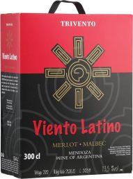 Viento Latino Merlot Malbec hanapakkaus 2014