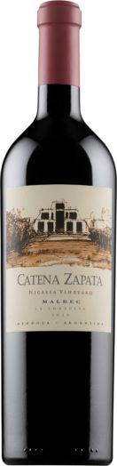 Catena Zapata Nicasia Vineyard Malbec 2010