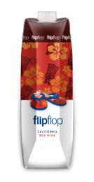 FlipFlop Red kartonkitölkki 2017