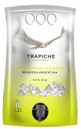 Trapiche Chardonnay Viognier viinipussi 2015