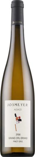 Josmeyer Pinot Gris Grand Cru Brand 2011