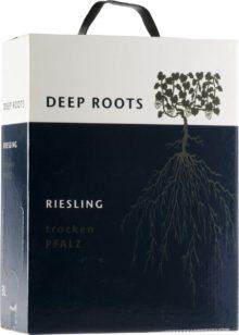 Deep Roots Riesling Trocken hanapakkaus 2017