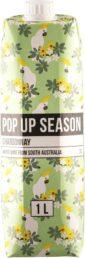 Pop Up Season Chardonnay kartonkitölkki 2017