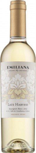 Emiliana Organic Sauvignon Blanc Late Harvest 2012