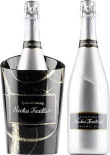 Nicolas Feuillatte Graphic Ice Champagne Demi-Sec