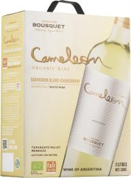 Cameleon Organic Sauvignon Blanc Chardonnay hanapakkaus 2015