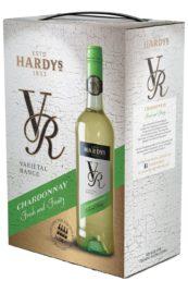 Hardys VR Chardonnay hanapakkaus 2018