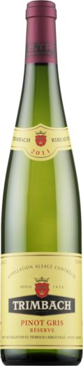 Trimbach Pinot Gris Réserve 2014