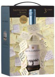 Santa Carolina Reserva Sauvignon Blanc hanapakkaus 2015