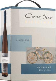 Cono Sur Bicicleta Riesling hanapakkaus 2016