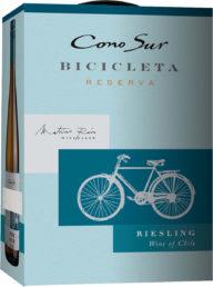 Cono Sur Bicicleta Riesling hanapakkaus 2017