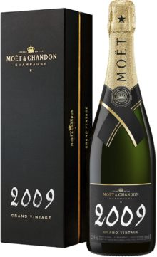 Moët & Chandon Grand Vintage Champagne Brut 2012