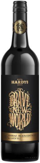 Hardys Brave New World Shiraz Black Edition 2016