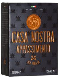 Casa Nostra Appassimento hanapakkaus