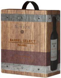Norton Barrel Select Malbec hanapakkaus 2015