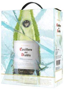 Casillero del Diablo Chardonnay hanapakkaus 2016