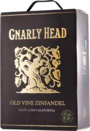 Gnarly Head Old Vine Zinfandel hanapakkaus 2016